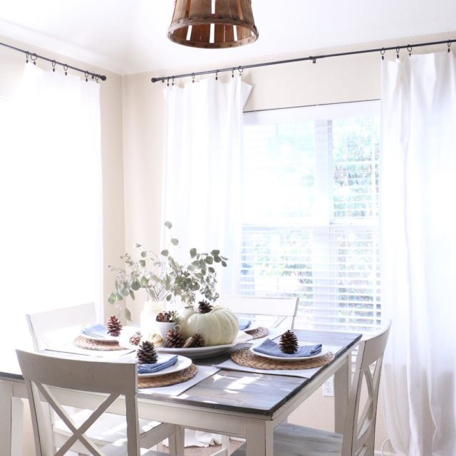 This little dining room is nothing special Its not evenhellip